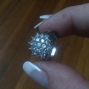 High quality CZ ring